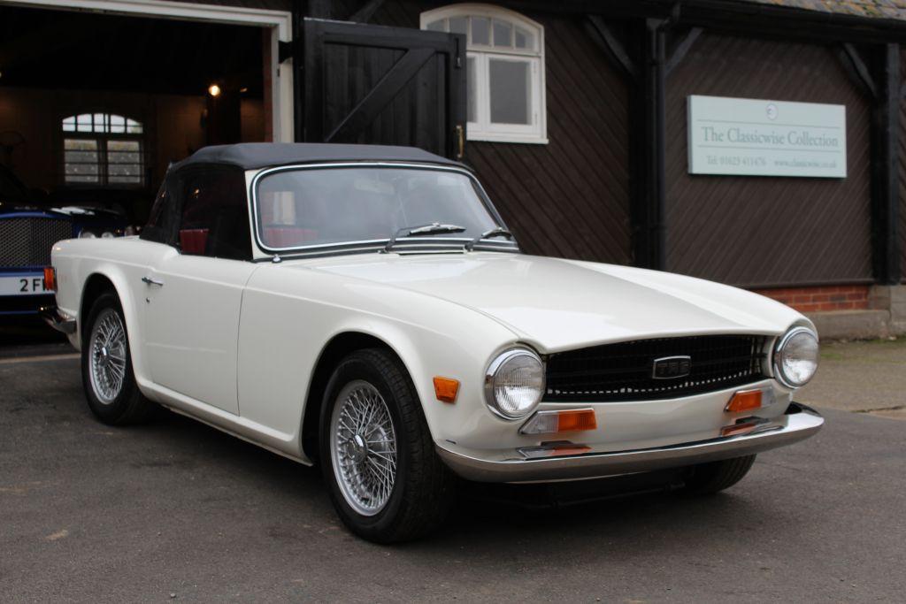 Triumph Tr6 Lhd 1969 2799500